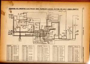 Circuito Electrico Para Classic Y Ambassador