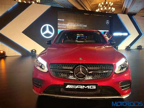 Amg glc 43 coupe car price in new delhi. Mercedes-AMG GLC 43 4MATIC Coupe Launched In India: All You Need To Know, Images And Price ...