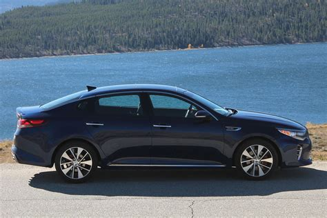 2016 Kia Optima First Drive