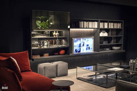 Tastefully Spacesavvy 25 Living Room Tv Units That Wow