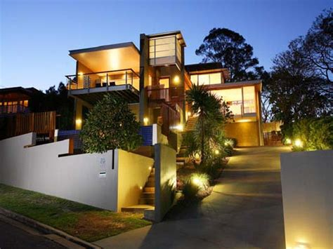 lighting outside house ideas outdoor home designs gorgeous outside home design