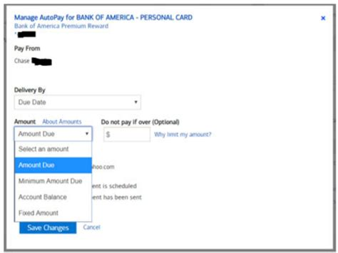 We did not find results for: Lawsuit Claims Bank of America's 'Amount Due' Credit Card Payment Option Is Intentionally Misleading