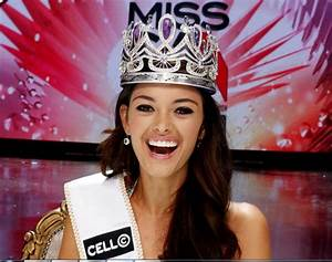Interview With Demi Leigh Nel Peters OfficialMissSA 2017