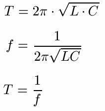 Frequenz Berechnen Physik : elektrischer schwingkreis ~ Themetempest.com Abrechnung