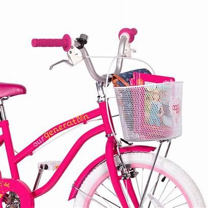 Bicycle Og Basket Bike Doll Seat Generation