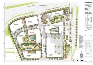 site plan design site plans innovation center south