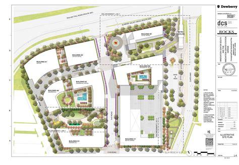site plan site plans innovation center south