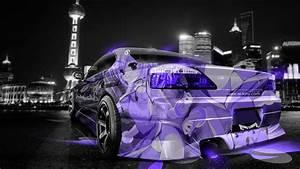 Nissan Silvia S15 JDM Anime Aerography City Car 2014 el Tony