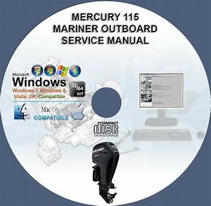 Mercury 115 Us 115 Eu Four Stroke Efi Mariner Outboard