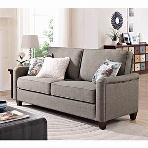 sofa modern look with a low profile style with walmart With sectional sofa bed walmart