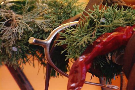 cowboy christmas decorations add western flair hgtv