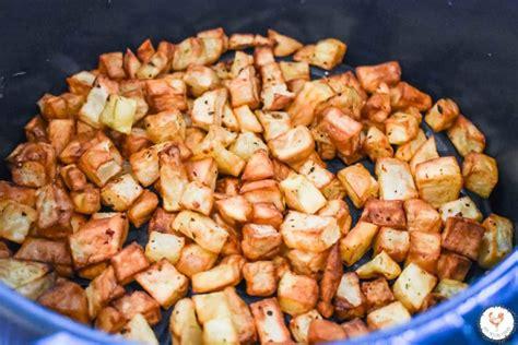 ninja fryer air potatoes irish rosemary cooking pressure