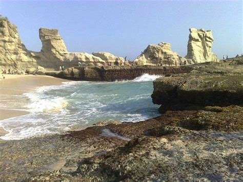 west side picture  klayar beach pacitan tripadvisor