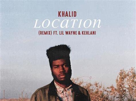 Lil Wayne Remixed 'location'.
