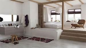 10 idees de suite parentale pour rever sa deco chambre With idee chambre parentale avec salle de bain