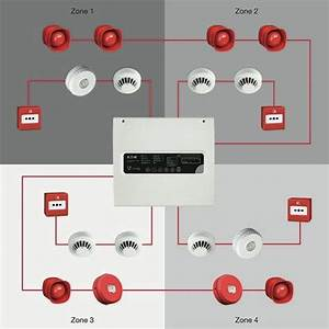 Domestic Smoke Alarm Wiring Diagram