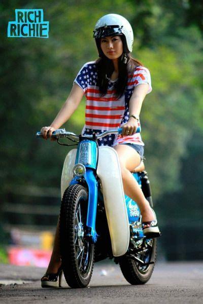 Photo Motor Keren by Gambar Modifikasi Motor Keren Ala Custom Bike Asal