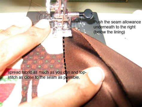 how to stitch in the ditch fashion sewing patterns inspiration community and learning burdastyle com