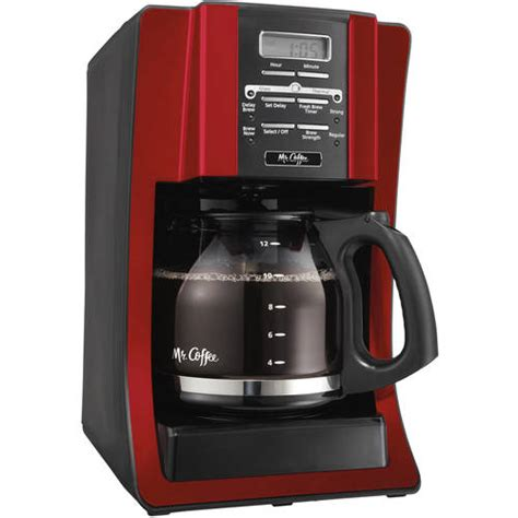 Mr. Coffee 12 Cup Programmable Coffee Maker   Walmart.com