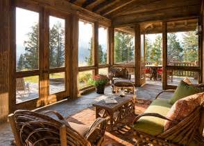 Smart Placement Country Rustic House Plans Ideas by Timeless 30 Cozy And Creative Rustic Sunrooms