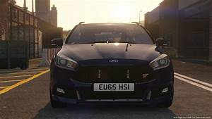 2015 Ford Focus St Estate Unmarked   Replace