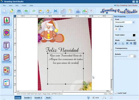 Como Trabajr Con Template En La Compu by C 243 Mo Crear Tarjetas Y Postales Con La Pc Enplenitud