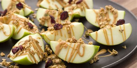 butter peanut apple healthy nachos recipe curb workout pre eat craving foods before cupboard cravings essentials recipes health lattes