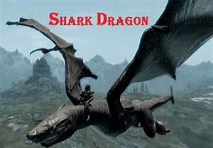 Fully Flying Dragons at Skyrim Nexus - mods and community
