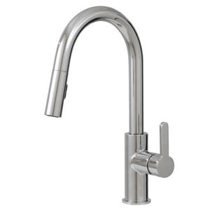 kitchen sink with faucet aquabrass 6045n kitchen fixtures single kitchen faucet 6045