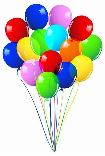 Balloons Bunch Clipart Yopriceville Previous Transparent