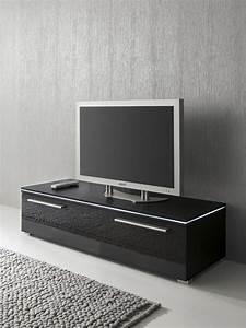 Tv Lowboard Led : lowboard tv schrank 150 cm schwarz fronten hochglanz optional led beleuchtung m bel tv ~ Whattoseeinmadrid.com Haus und Dekorationen