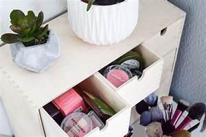 Ikea Regal Aufbewahrung : schminktisch ideen 5 tipps f r aufbewahrung deko ~ Sanjose-hotels-ca.com Haus und Dekorationen