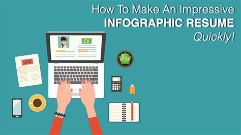 tutorial how to make an impressive infographic