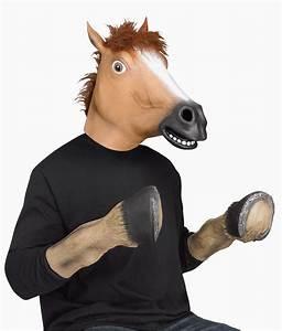Horse Head Mask - Halloween