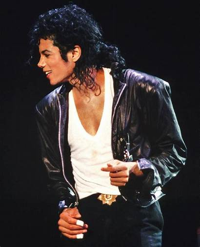 Jackson Michael Mj Bad Era King Fanpop