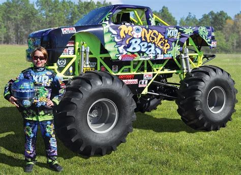 monster trucks trucks for mini monster truck