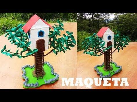 como hacer una maqueta de casa con cart 243 n reciclado how to make a of house with recycled