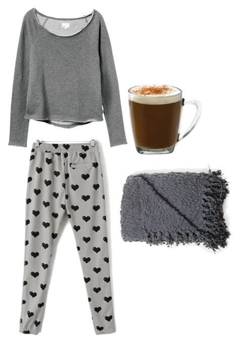 U0026quot;cute pajamasu0026quot; by kennedy-mccann liked on Polyvore - petite lingerie vintage lingerie ...