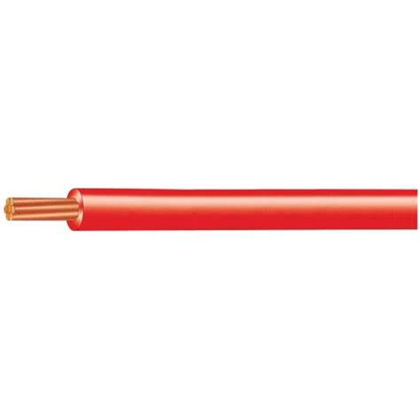 cable elect building wire p m 1mm red baap02a1001aard