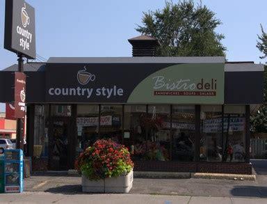 Countrystyle Deli Bistro Cafe  Danforth Village Bia