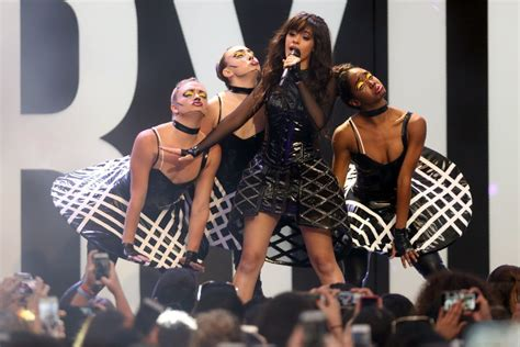 Camila Cabello Performs Iheartradio Much Music Video