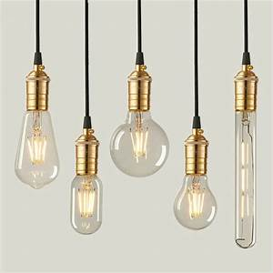 Lampe Ampoule Filament : les 25 meilleures id es de la cat gorie ampoule vintage sur pinterest ampoules vintage lampe ~ Teatrodelosmanantiales.com Idées de Décoration