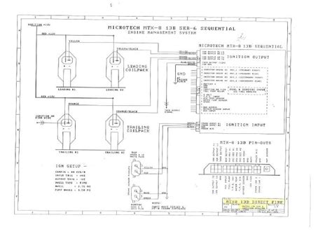 microtech rx7 wiring diagrams wiring diagrams image free