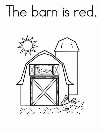 Coloring Barn