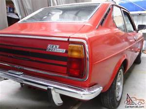 Fiat 128 Sl 1972 2d Coupe 4 Sp Manual 1 3l Carb In