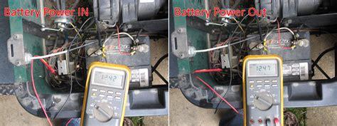 motor wiring solenoid with power ezgo workhorse wiring
