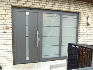 Glasbausteine Durch Fenster Ersetzen : luh bauelemente vorher nachher ~ Markanthonyermac.com Haus und Dekorationen