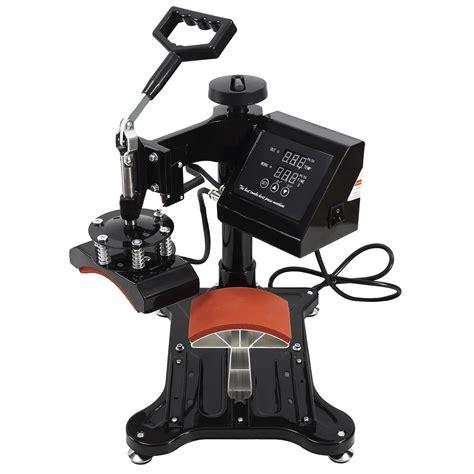 swing machine 8 in 1 swing away heat press machine transfer sublimation