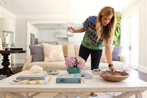 Decorate your coffee table with style. How to Style a Coffee Table — STUDIO MCGEE