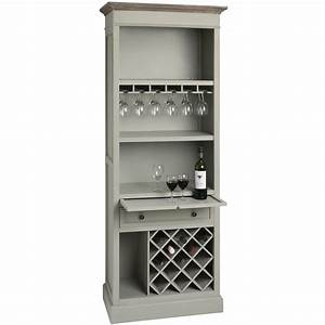 New Lyon Tall Drinks Cabinet From Baytree Interiors